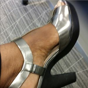 Coach Platform Sandal